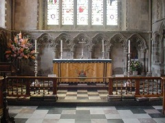 Lady Chapel, St Albans Abbey